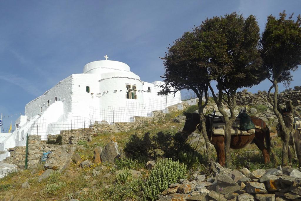 Theologos Monastery