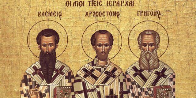 Ποιοι ήταν οι Τρεις Ιεράρχες