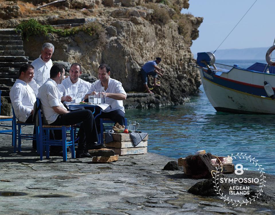 Sympossio-Chefs