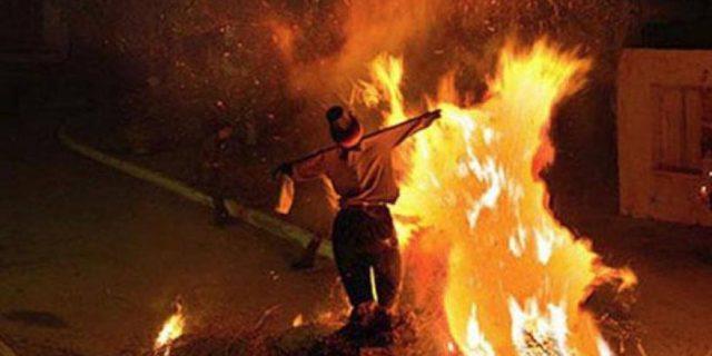 Tην Κυριακή το κάψιμο του Ιούδα στην Κάτω Μεριά