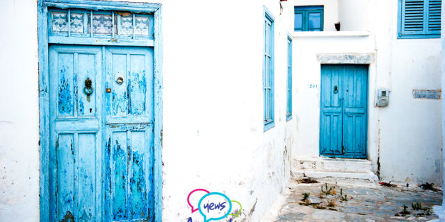 #amorgos #chora #beautiful #blue #cyclades #photography #doors #summer #2017