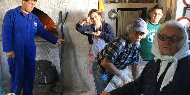 Παρασκευή παύλων στα Θολάρια