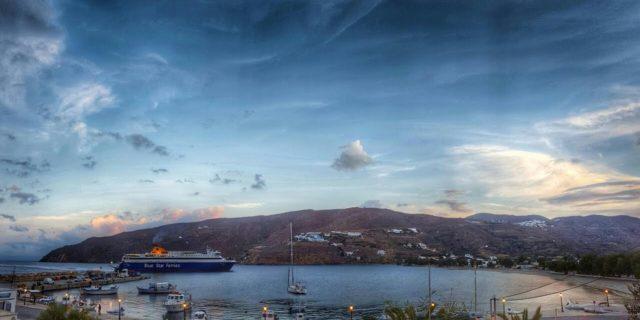 H Blue Star Ferries στηρίζει το Amorgos Trail Challenge!