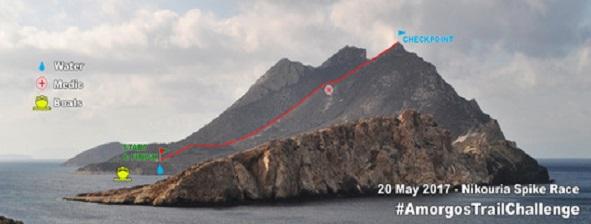 Amorgos Trail Challenge 2017: Είστε έτοιμοι να κατακτήσετε την κορυφή της Νικουριάς;