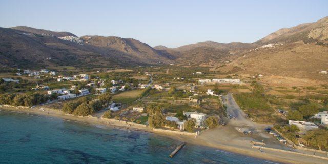 Εθελοντικός καθαρισμός παραλίας Αιγιάλης και Λεβρωσού