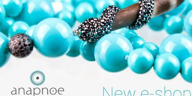 Κοσμήματα anapnoe με έμπνευση από την Αμοργό