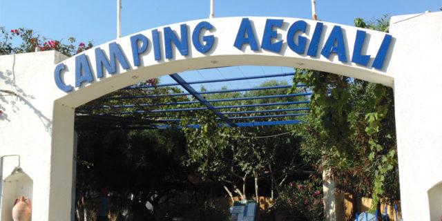 Δωρεάν διαμονή στο Αegiali Camping για τους συμμετέχοντες του Amorgos Trail Challenge
