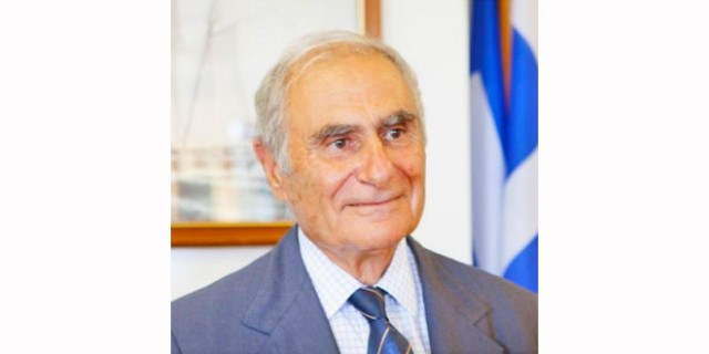 Στις εγκαταστάσεις του ΟΤΕ στην Παιανία ο Δήμαρχος Αμοργού Νικόλαος Φωστιέρης