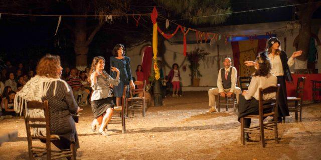 Δύο μαγικές βραδιές θεάτρου στην Αμοργό