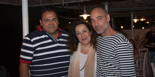 Στην Αμοργό ο πρωταγωνιστής της ταινίας Απέραντο Γαλάζιο, Ζαν - Μαρκ Μπαρ!