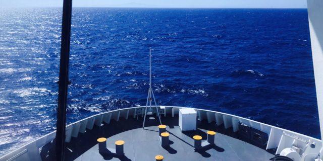 Η πιο όμορφη καλημέρα είναι από το blue star Naxos:)!