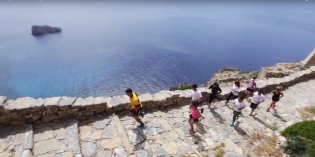 To επίσημο promo video θα σας δώσει μια γεύση από το Amorgos Trail Challenge!