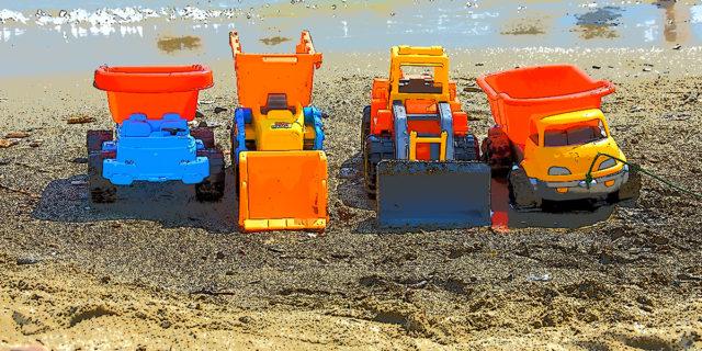 Πάμε για μπάνιο και παιχνίδια στην άμμο στο Μαλτέζι σήμερα?
