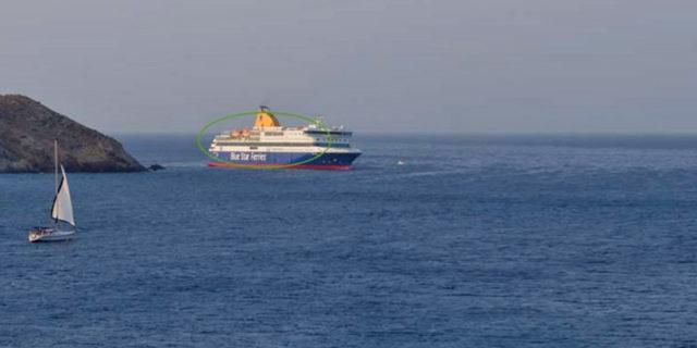 Τροποποιήσεις στα δρομολόγια των Blue Star λόγω της προσάραξης του Blue Star Patmos