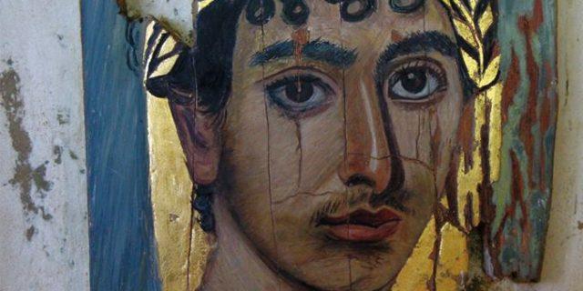Έκθεση αγιογραφίας με την αρχαία μέθοδο της εγκαυστικής στην Λόζα της Αμοργού