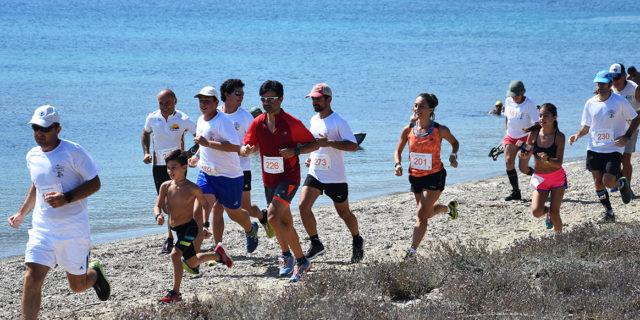 Amorgos Trail Challenge: Σήμερα κατακτήσαμε την κορυφή της Νικουριάς!