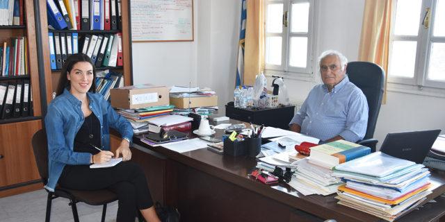 Η αποκλειστική συνέντευξη του Δημάρχου Αμοργού, Νικόλαου Φωστιέρη