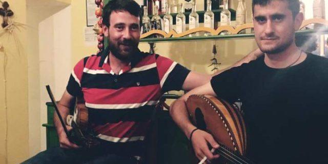 """Μουσική από τα Γαβράκια, μεζεδάκια και άφθονο ποτό σήμερα στο """"Γλυκάνησος"""""""