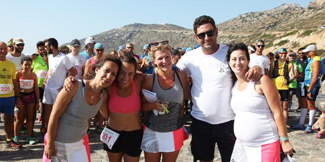 Συγχαρητήρια επιστολή  προς την οργανωτική ομάδα του «Amorgos Trail Challenge»