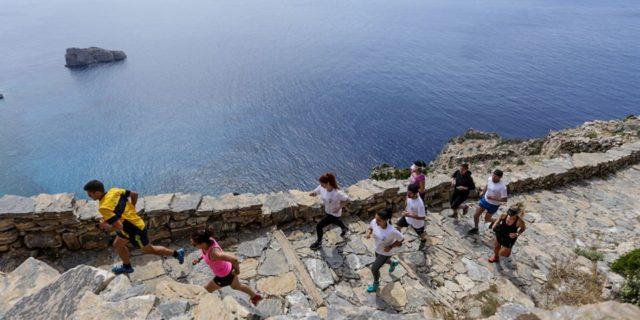 Το πρόγραμμα του Amorgos Trail Challenge