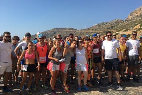 Amorgos Trail Challenge: Λάβετε θέσεις και φύγαμε για τα 7,5 και 18 χλμ