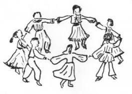 """Μαθαίνουμε παραδοσιακούς χορούς στον Σύλλογο Κάτω Μεριάς """"Η Αγία Παρασκευή"""""""
