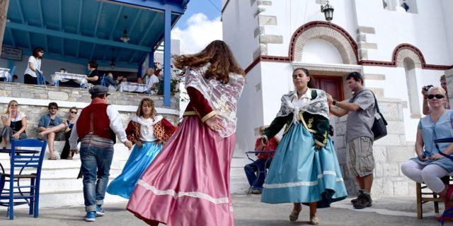 15ο Διεθνές Συνέδριο για τον τουρισμό και τον πολιτισμό Αμοργού - 8ο Amorgos Tourism Film Festival