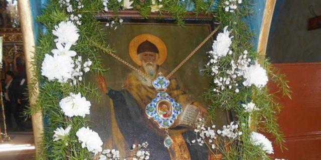 Στον Άγιο Σπυρίδωνα στο Βρούτση και στην Λαγκάδα