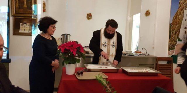 Ο Σύλλογος Γυναικών Θολαρίων έκοψε την πρωτοχρονιάτικη πίτα του!