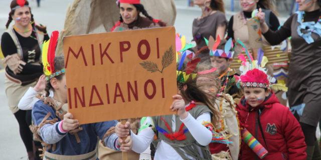 Οι μασκαράδες και οι βουτιές του φετινού καρναβαλιού στα Κατάπολα!
