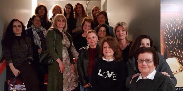 Στο θέατρο ΔΙΑΝΑ γιόρτασε η Ένωση Καταπολιανών τη Γιορτή της Γυναίκας