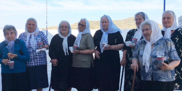 Ο Πολιτιστικός Σύλλογος Γυναικών Θολαρίων - Αμοργού, διοργανώνει εορταστική εκδήλωση με την ευκαιρία...