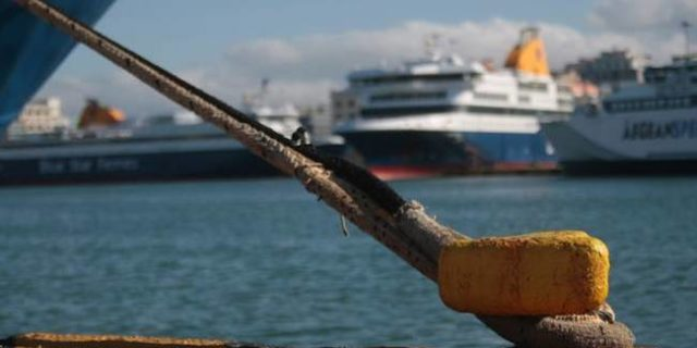 Συνεχίζει την απεργία η ΠΝΟ - Δεμένα στα λιμάνια θα παραμείνουν τα πλοία