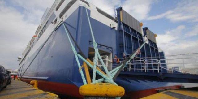 Δεμένα τα πλοία στα λιμάνια την Τετάρτη 18 Απριλίου