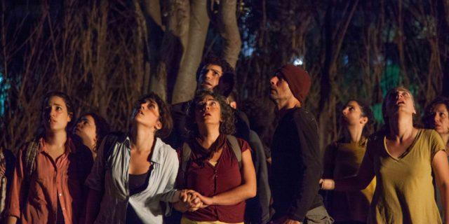 Θεατρική παράσταση Η «Χώρα». Δώδεκα ιστορίες με βαθύ νόημα εχθές και προχθές στα Κατάπολα