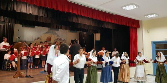 Όλα όσα έγιναν στην πρώτη εκδήλωση για την Άλωση της Κωνσταντινούπολης!