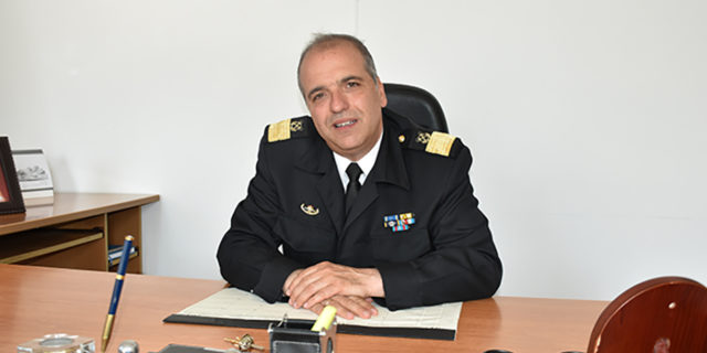 Αποχαιρετιστήρια Επιστολή του πρώην Διοικητή της 6ης ΠΕ.ΔΙ.Λ.Σ.-ΕΛ.ΑΚΤ.