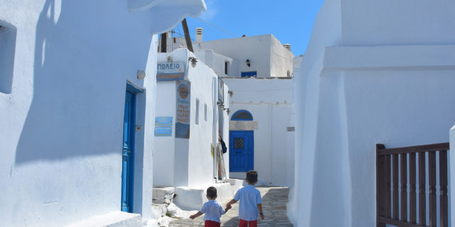 Kαλημέρα από τη Χώρα μας,  γεμάτη Ελληνικό φωτεινό καλοκαίρι και υγεία για όλους!