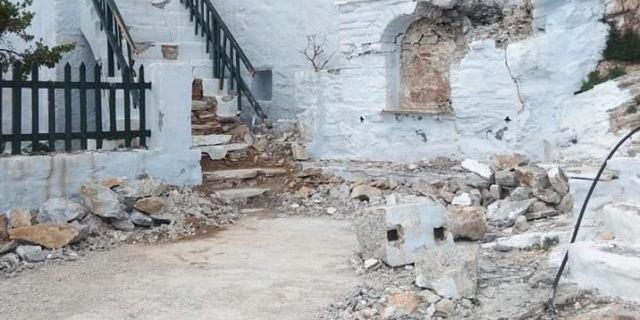 Μεγάλοι κίνδυνοι  εκ κατολισθήσεων απειλούν την Χοζοβιώτισσα: Προτάσεις προστασίας