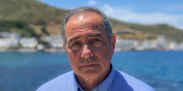 Ο υποψήφιος Δήμαρχος Αμοργού Θοδωρής Σπανός μιλά στο amorgos-news
