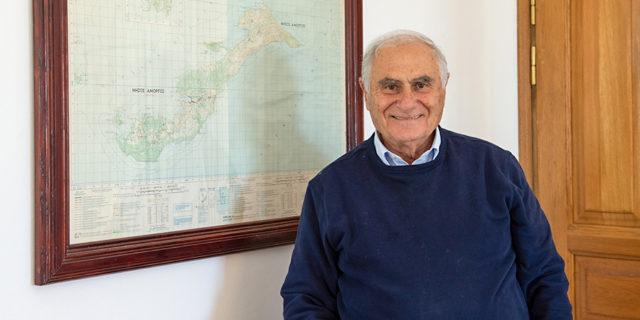 Επιστολή του Δημάρχου Αμοργού Ν.Φωστιέρη προς όλους τους Αμοργιανούς