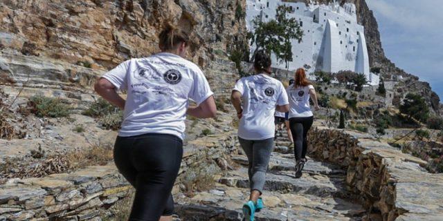 Με επιτυχία ολοκληρώθηκε το 3o Amorgos Trail Challenge