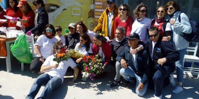 Θερμή η υποδοχή των Αμοργιανών στην Ομάδα Αιγαίου