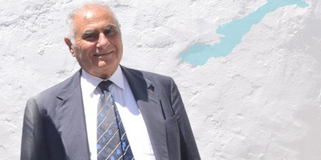 Μήνυμα του κ. Φωστιέρη προς τους Αμοργιανούς συμπατριώτες